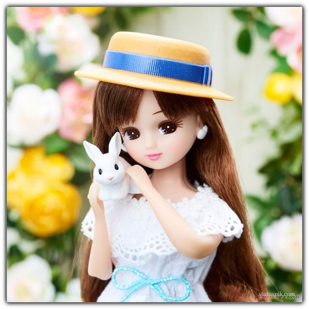 Cute Doll For Girl profile pic