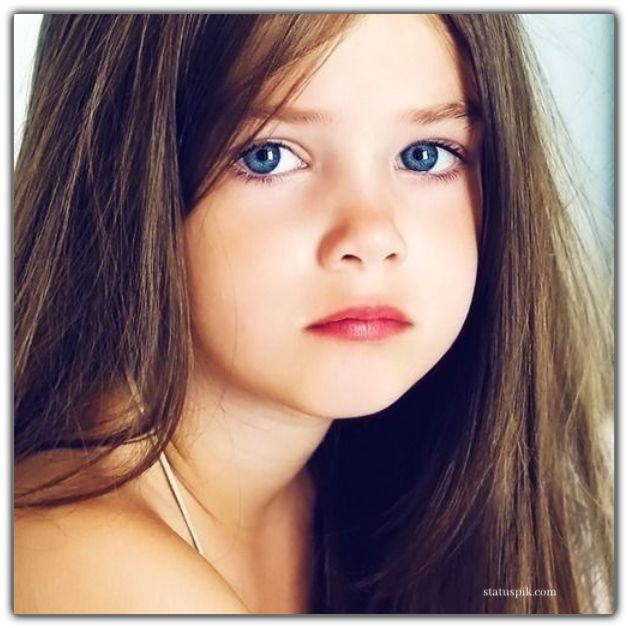 cute girl baby images